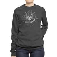 Quiet Night - crew-sweatshirt - small view