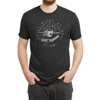 Quiet Night - mens-triblend-tee - small view