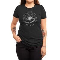 Quiet Night - womens-triblend-tee - small view