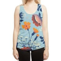 Garden - womens-sublimated-racerback-tank - small view