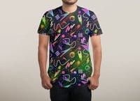 Moon Patrol - mens-sublimated-tee - small view