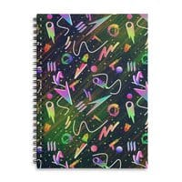 Moon Patrol - spiral-notebook - small view