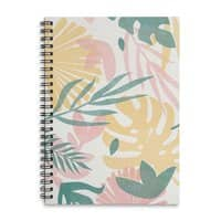 Tropical - spiral-notebook - small view