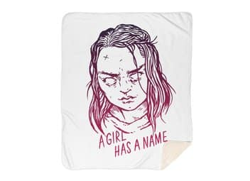 A Girl Has A Name