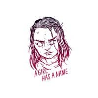 A Girl Has A Name - small view