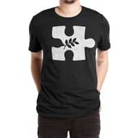 The Missing Peace - mens-extra-soft-tee - small view