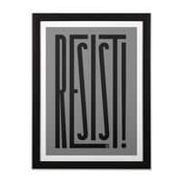 RESIST! - small view