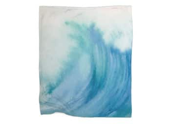 Watercolor Wave