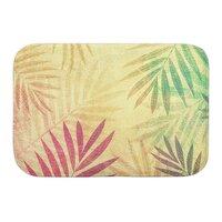 Tropical vibes! - bath-mat - small view