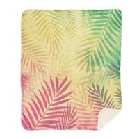 Tropical vibes! - blanket - small view