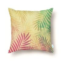 Tropical vibes! - throw-pillow - small view