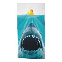 Save Ducky - beach-towel - small view