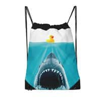 Save Ducky - drawstring-bag - small view