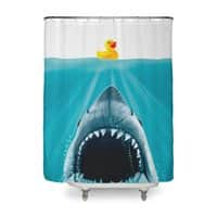 Save Ducky - shower-curtain - small view