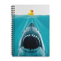 Save Ducky - spiral-notebook - small view