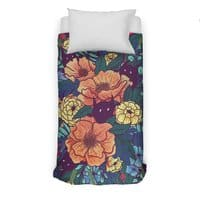 Wild Flowers - duvet-cover - small view