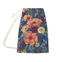 Wild Flowers - laundry-bag - small view