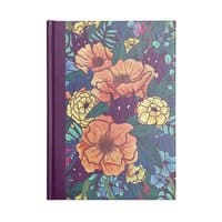 Wild Flowers - notebook - small view