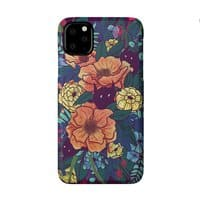 Wild Flowers - perfect-fit-phone-case - small view