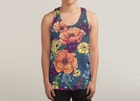 Wild Flowers - sublimated-tank - small view