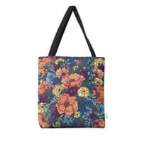 Wild Flowers - tote-bag - small view