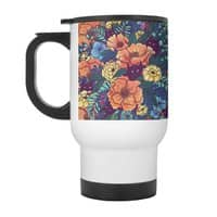 Wild Flowers - travel-mug-with-handle - small view