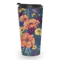 Wild Flowers - travel-mug - small view