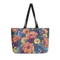Wild Flowers - weekender-tote - small view