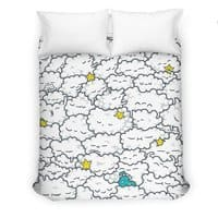 A Cloudy Night - duvet-cover - small view