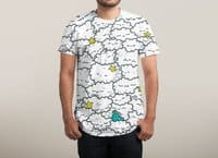 A Cloudy Night - mens-sublimated-tee - small view
