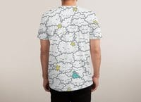 A Cloudy Night - mens-sublimated-triblend-tee - small view