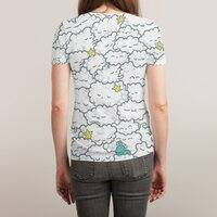 A Cloudy Night - womens-sublimated-triblend-tee - small view