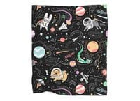 Space Pets - blanket - small view