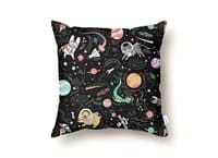 Space Pets - throw-pillow - small view