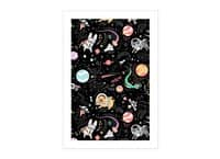 Space Pets - vertical-print - small view
