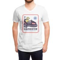 GANGSTER - vneck - small view