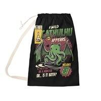 Cathulhu - laundry-bag - small view