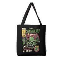 Cathulhu - tote-bag - small view