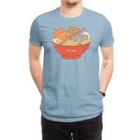 Ramen and cats  - mens-regular-tee - small view