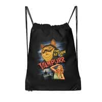 The Return of Vampurr - drawstring-bag - small view