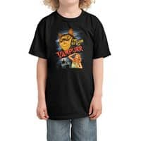 The Return of Vampurr - kids-tee - small view