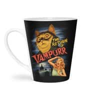 The Return of Vampurr - latte-mug - small view