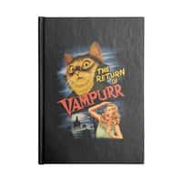 The Return of Vampurr - notebook - small view