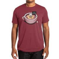 Hot Tea - mens-extra-soft-tee - small view