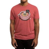 Hot Tea - mens-triblend-tee - small view