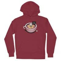 Hot Tea - unisex-lightweight-pullover-hoody - small view