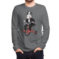 Do You Want To Play A Game? - mens-long-sleeve-tee - small view
