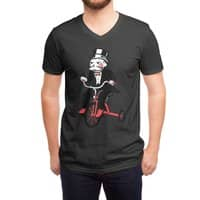 Do You Want To Play A Game? - vneck - small view