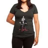 Do You Want To Play A Game? - womens-deep-v-neck - small view