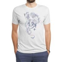 Caged II (A Prequel) - mens-triblend-tee - small view